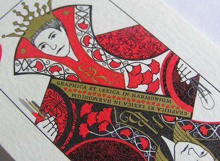 Marian Bantjes business cards design