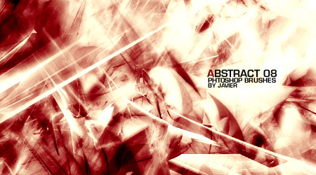 Abstract brushes - Free Photoshop brushes