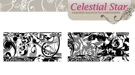 Celestial Star - Free Photoshop brushes