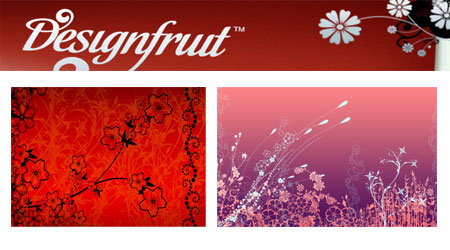 Design Fruit - Free Photoshop brushes