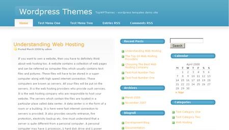 Honest Expressions WordPress theme