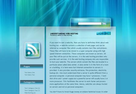 Vista Blog WordPress theme
