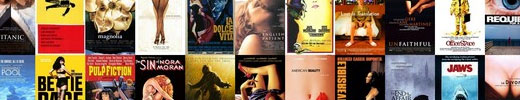 100 greatest movie posters