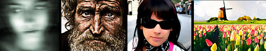 100 wonderful photo effects Photoshop tutorials