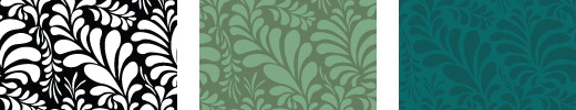 Free Vector and Pixel Repeat Patterns - Organic Set 1