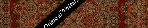 Oriental Seamless Pattern Set Vol.1