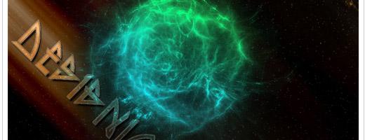 Create a cosmic scene in 20 easy steps