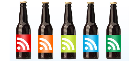 RSS Beer Icons