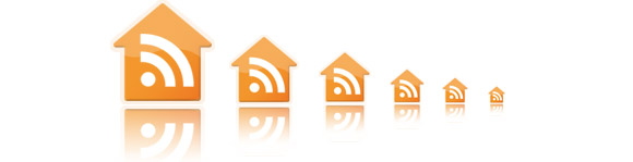Real Estate RSS Icon Pack