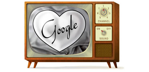 Lucille Ball's 100th Birthday Google Doodle