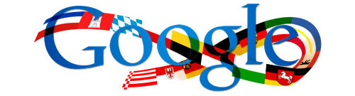 Reunification Day Google Doodle