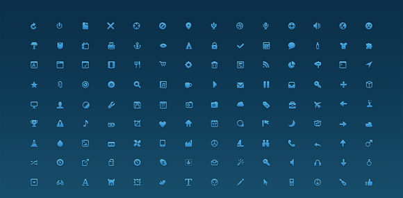Bijou - Mini Icon Set