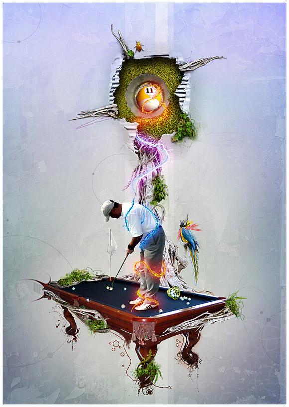 Illustration 1 by Michal Sycz