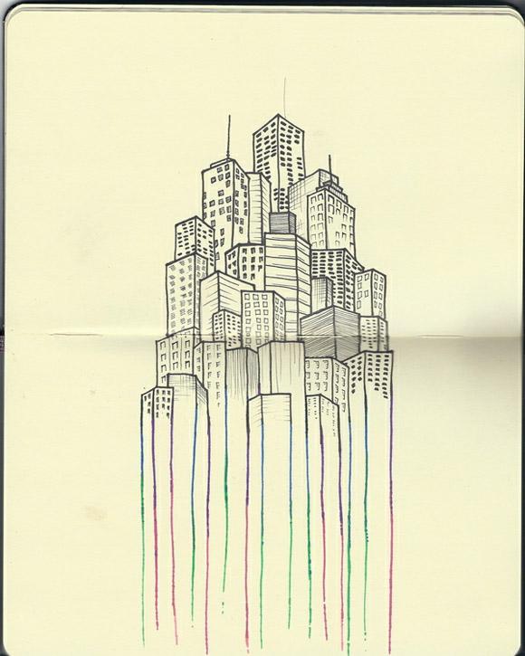 Notebook Art Design