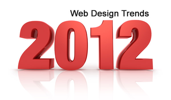 Web Design Trends 2012
