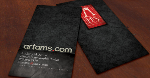 Cool Business Card 14