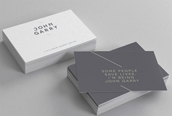 5 tips for creating modern business cards crazyleaf design blog minimalistic business card colourmoves