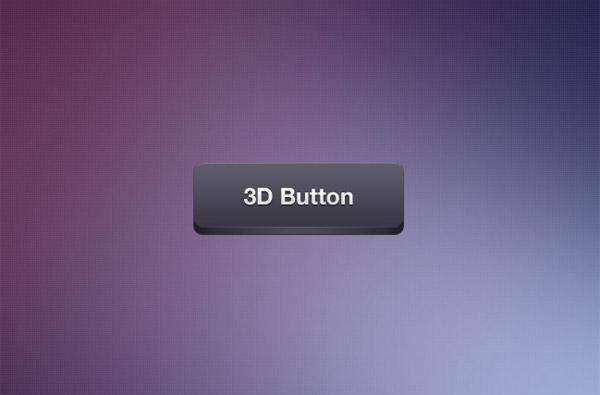 3D PSD button