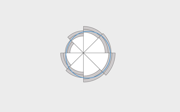 Anisotropy Minimal Wallpaper