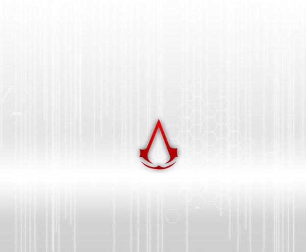 Assassins Creed minimal wallpaper
