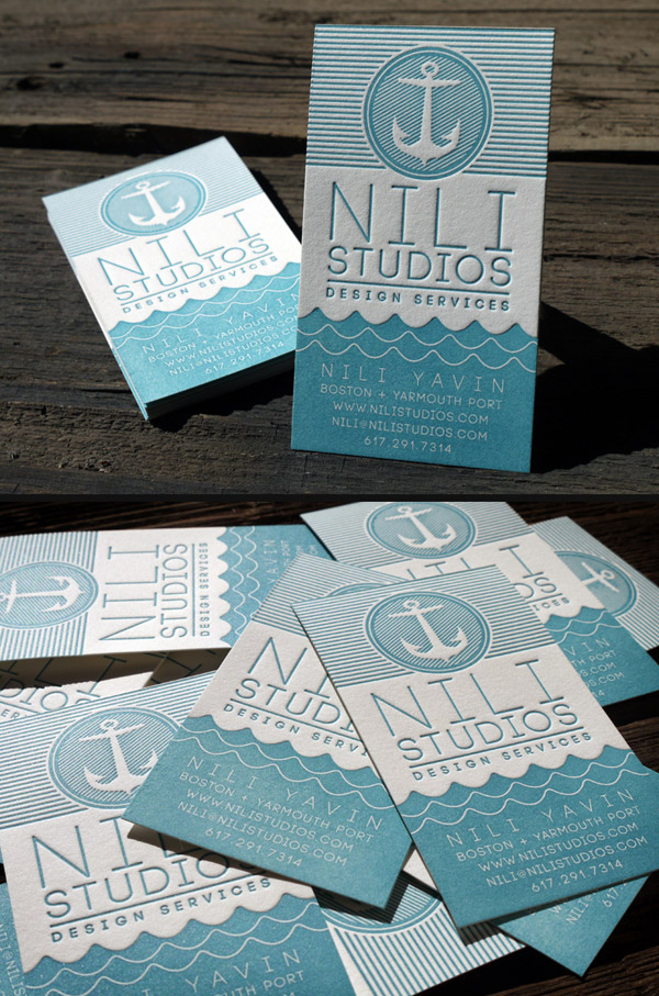 Business Cards Showcase #2 - CrazyLeaf Design Blog