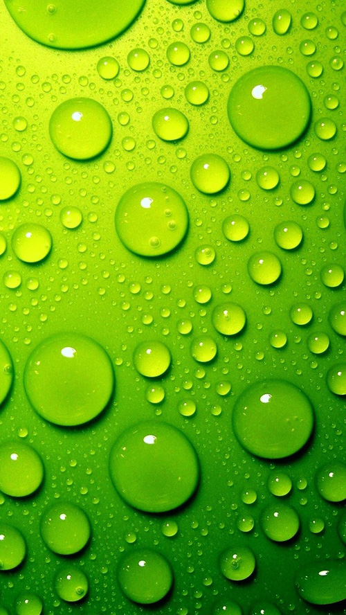 Rain drops iphone 5 wallpaper