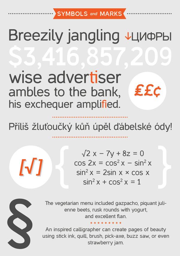 Casper Free Typeface