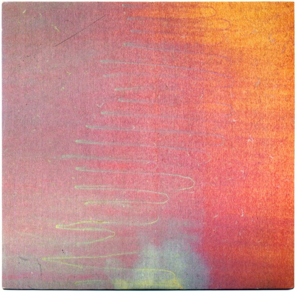 New Order Album Sleeve