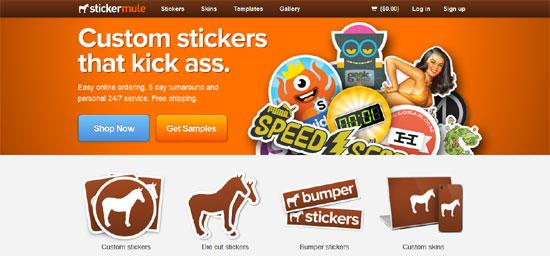 Sticker-Mule