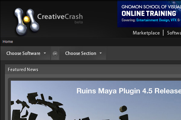 Creative Crash