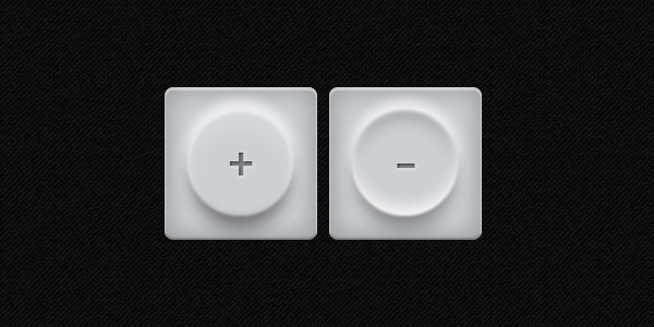Squishy CSS3 Buttons