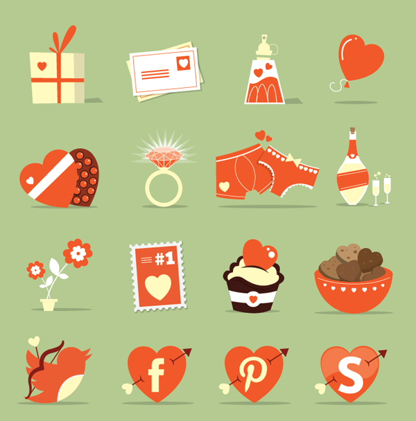 Free Valentine S Day Vectors 2013 Edition