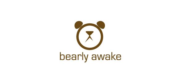 Bearly Awake Logo