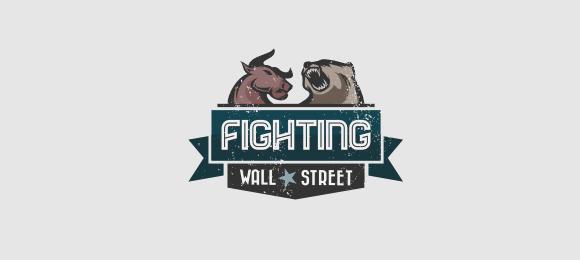 Fighting Wall Street Logo
