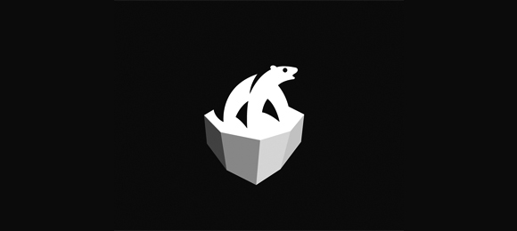 polar ice Logo