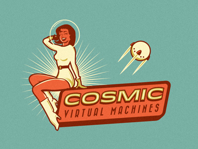 Cosmic Virtual Machines