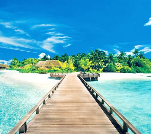 Island Beach Wallpaper: Cool Samsung Galaxy S4 Wallpapers