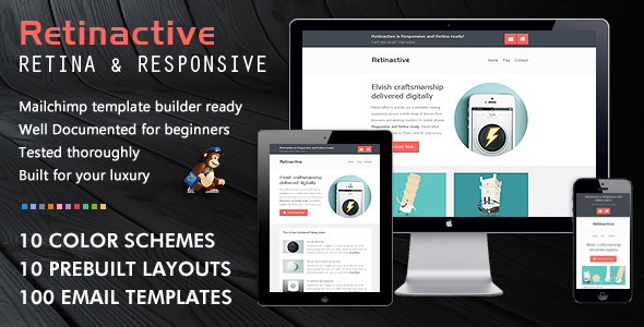 Retinactive Email Template