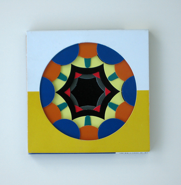 The Kaleidograph toy