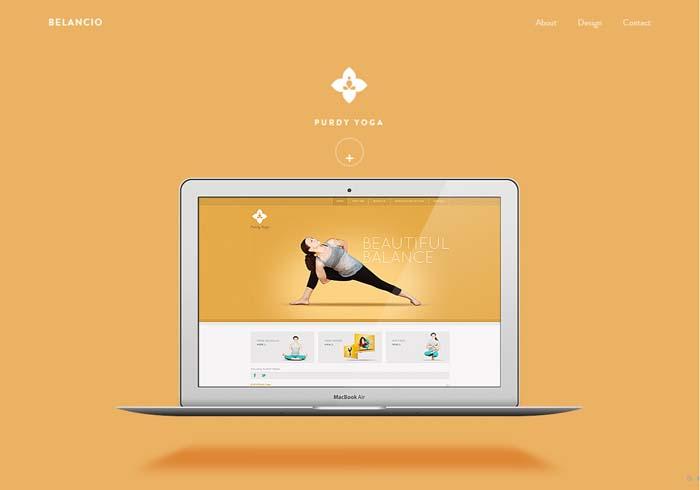 Simple - Web Design Trend 2014