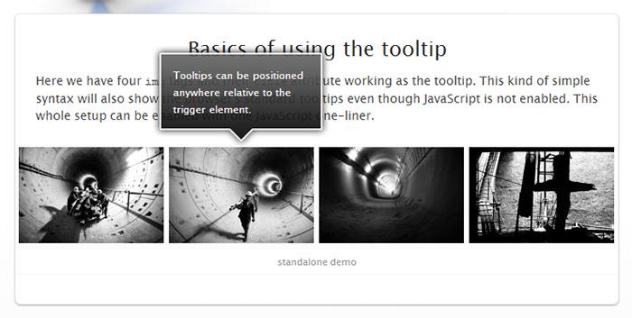 jQuery Tools Basics