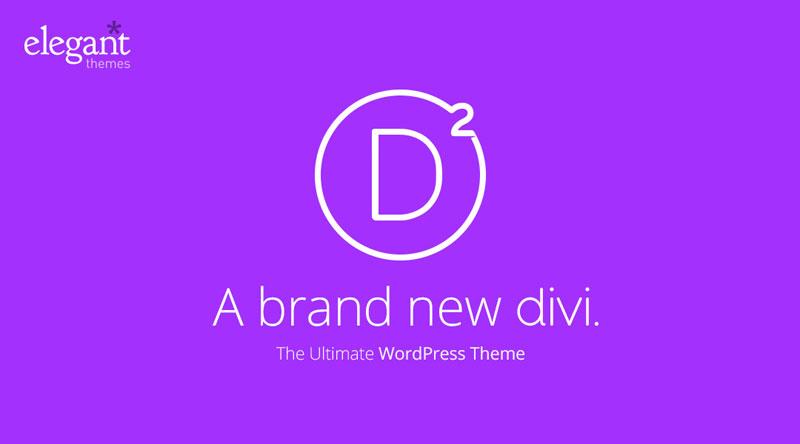 A brand new Divi