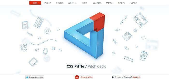 CSS Piffle
