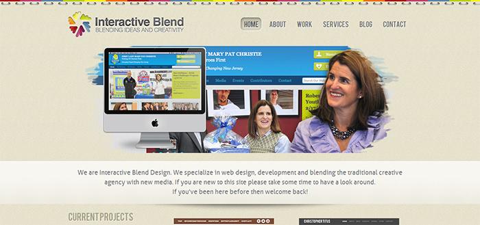 Interactive Blend