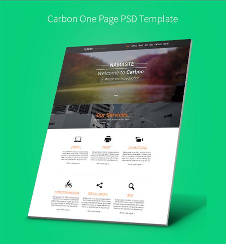 deal fuel carbon template