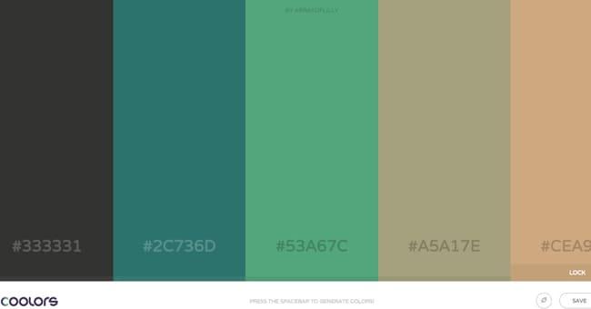 Popular Color Schemes