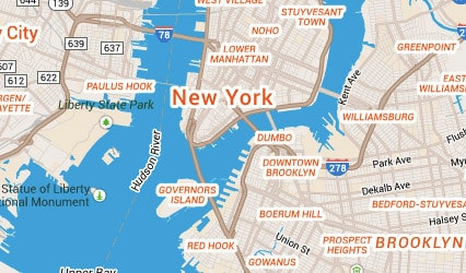 how to add location to custom google map