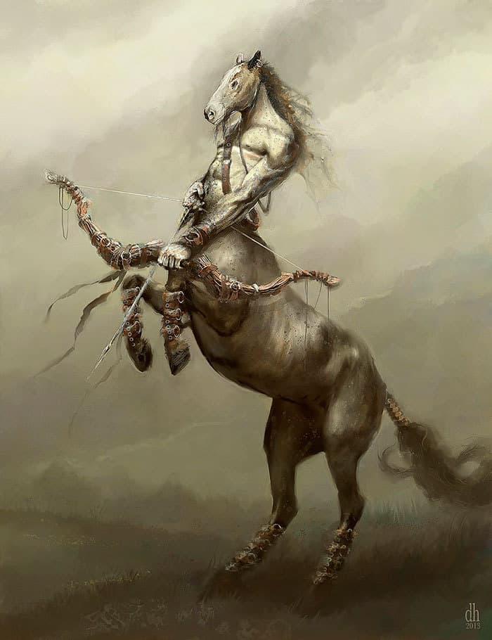 zodiac-monsters-fantasy-sagitarius-9