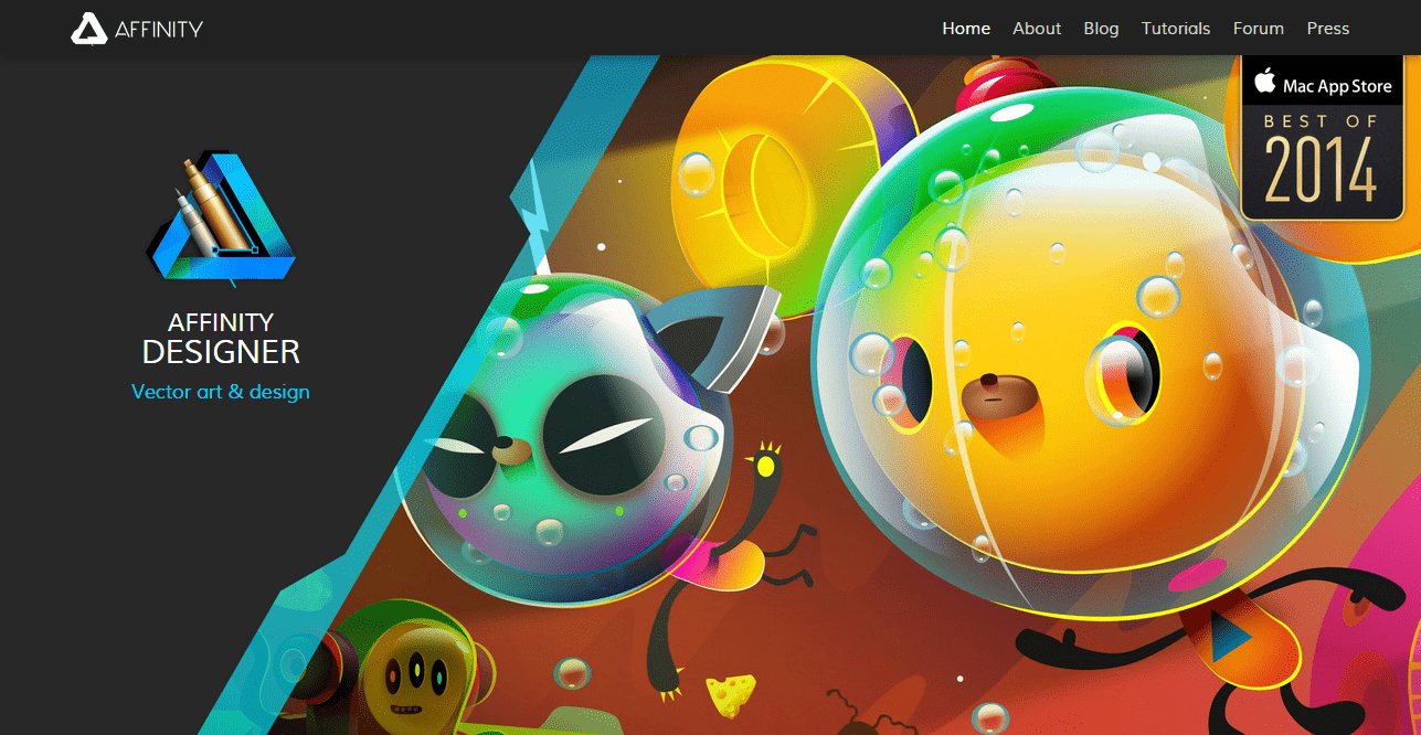 Affinity Designer   Professional graphic design software for the Mac