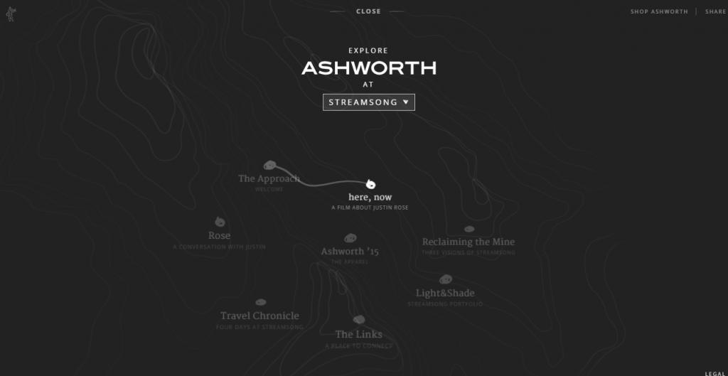 Ashworth GOLF MAN 1
